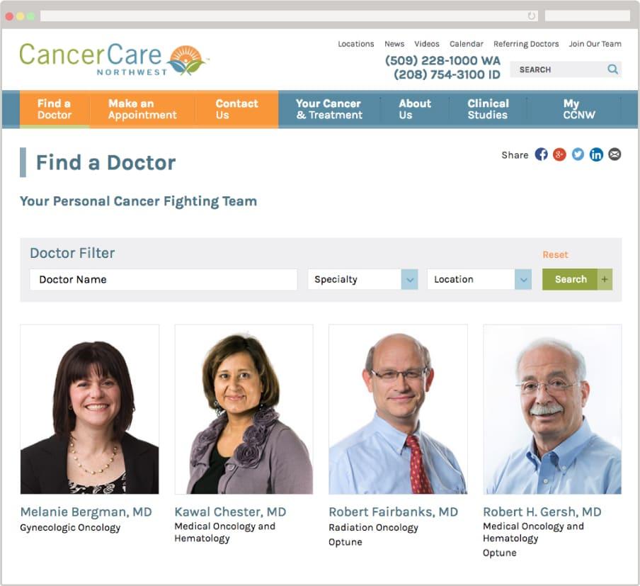 Cancer Care Northwest