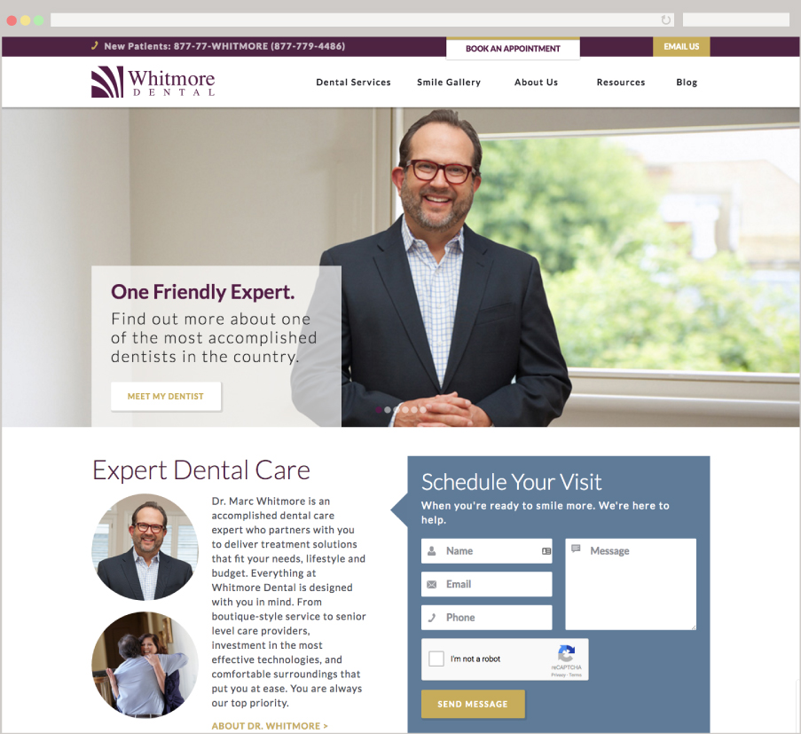 Whitmore Dental